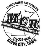 MIDWEST CONSTRUCTION RENTALS
